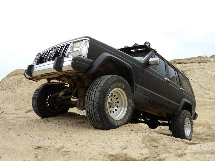 Another CaitlynAnnie666 1992 Jeep Cherokee post... - 10750680