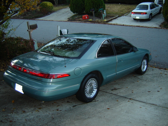 c applemartini94 1994 lincoln mark viii specs photos. Black Bedroom Furniture Sets. Home Design Ideas