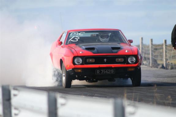 ICY_Cobra's 1971 Ford Mustang