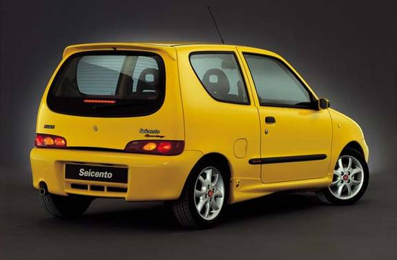 normski c 2003 fiat seicento specs photos modification. Black Bedroom Furniture Sets. Home Design Ideas