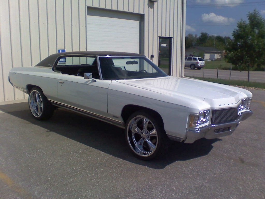 ridinvogues 1971 chevrolet impala specs photos modification info at cardomain. Black Bedroom Furniture Sets. Home Design Ideas