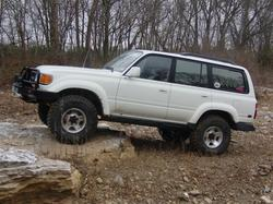 dawaters 1993 Toyota Land Cruiser