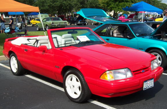 Rare 92 S 1992 Ford Mustang In Georgetown Tx