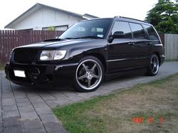 F1NAT1Ks 1998 Subaru Forester
