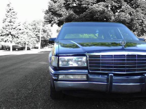 Another LosingSTREAK 1991 Cadillac DeVille post... - 10751654