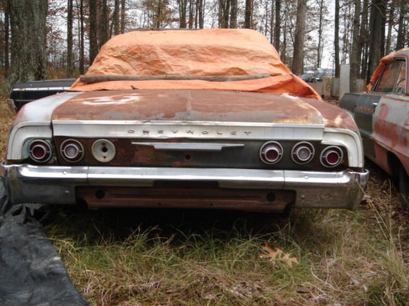Another 64Chaos 1964 Chevrolet Impala post... - 11628307