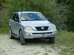 Radekys 2004 Kia Sorento