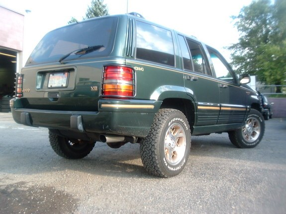 Another TTD Ken 1994 Jeep Grand Cherokee Post...   9337592