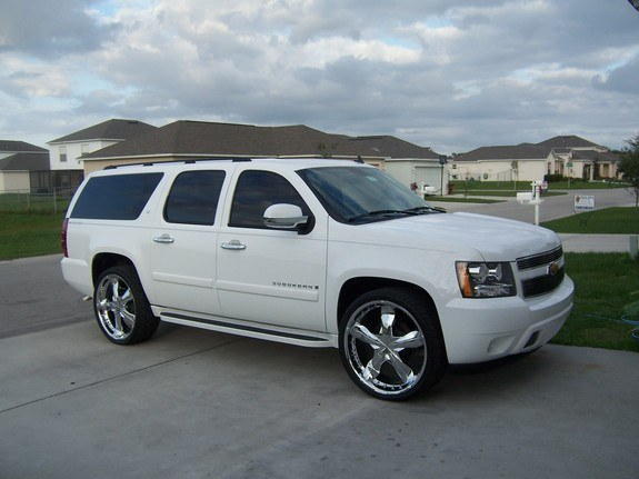 wilsongarcia 2007 chevrolet suburban 1500 specs photos. Black Bedroom Furniture Sets. Home Design Ideas