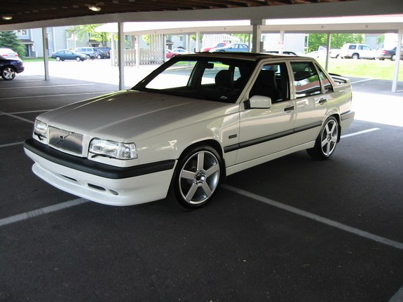 ND4SWD 1997 Volvo 850 Specs, Photos, Modification Info at CarDomain
