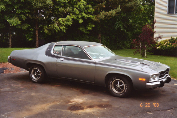 Dreamdrives 1974 Plymouth Roadrunner Specs Photos