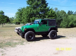 mudmofos 2004 Jeep Rubicon