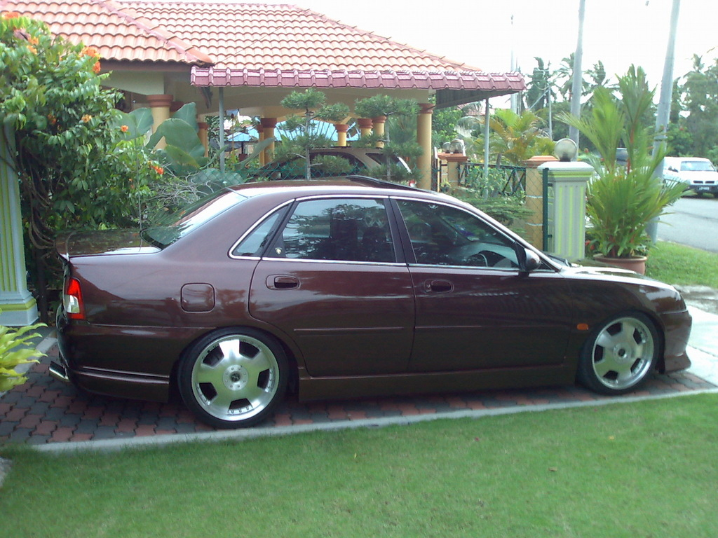 remy_waja 2001 Proton Waja Specs, Photos, Modification Info