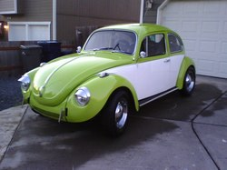xtremecreation2 1971 Volkswagen Super Beetle