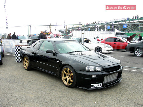 04humphreys's 2007 Nissan Skyline