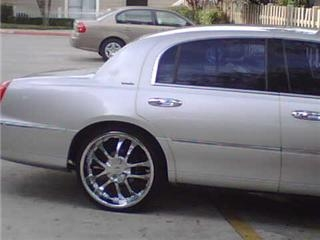 98stankinlinc 1998 Lincoln Town Car Specs Photos Modification Info