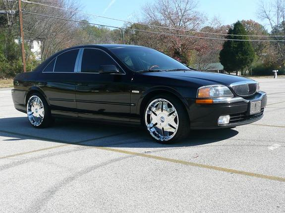 Blk Ls01 2001 Lincoln Ls Specs Photos Modification Info At Cardomain