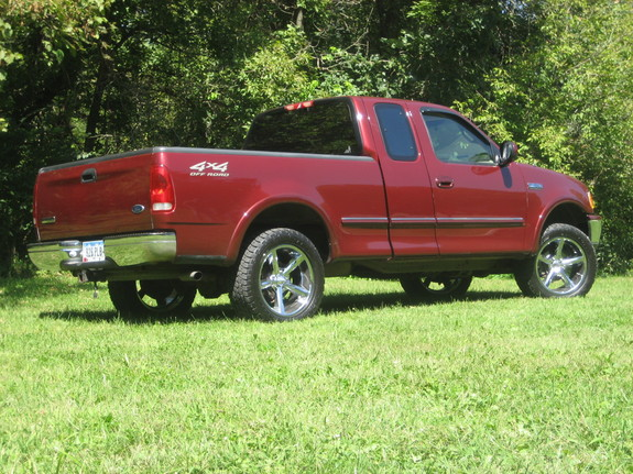 knominim 1997 ford f150 regular cab specs photos modification info at cardomain. Black Bedroom Furniture Sets. Home Design Ideas