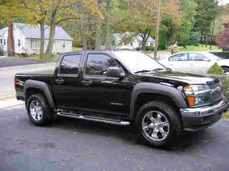 punchfoster 2005 chevrolet colorado regular cab specs photos modification info at cardomain. Black Bedroom Furniture Sets. Home Design Ideas