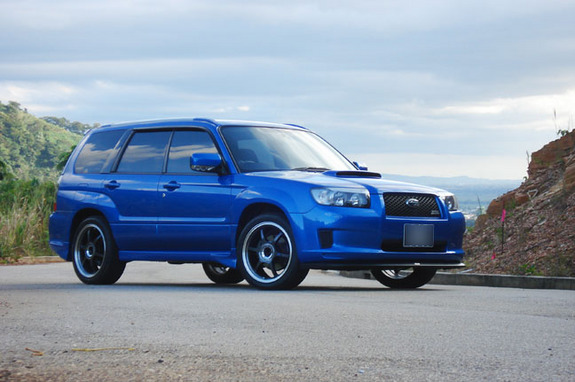 stwizzla 2006 subaru forester specs photos modification. Black Bedroom Furniture Sets. Home Design Ideas