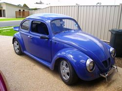 -Kitty-s 1963 Volkswagen Beetle