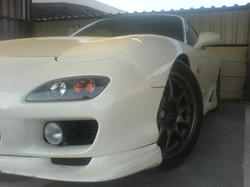 R34lines 1997 Mazda RX-7