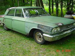 Realamerican 1963 Ford Galaxie