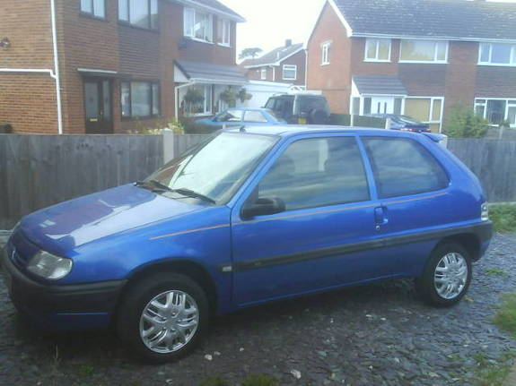 Another MerseyBlue 1999 Citroen Saxo post... - 10760260