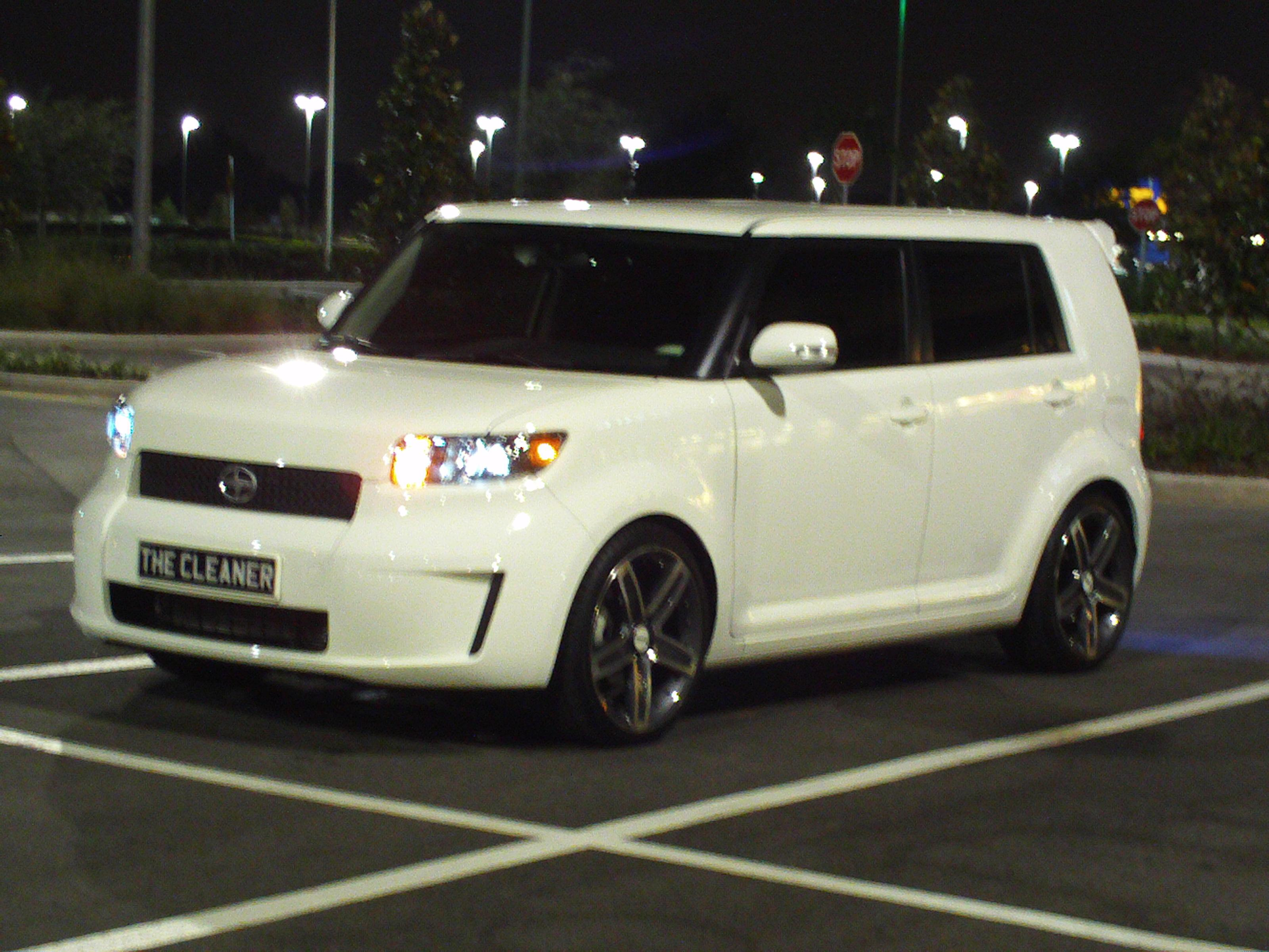 the cleaner 2008 scion xb specs photos modification info at cardomain. Black Bedroom Furniture Sets. Home Design Ideas