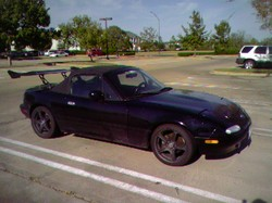 Miata4evers 1997 Mazda Miata MX-5