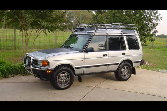 Another speedminded1 1996 Land Rover Discovery post... - 10762179