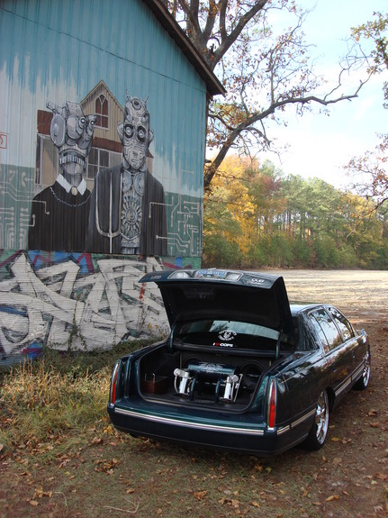 Another lac_laid_lower 1997 Cadillac DeVille post... - 10763085