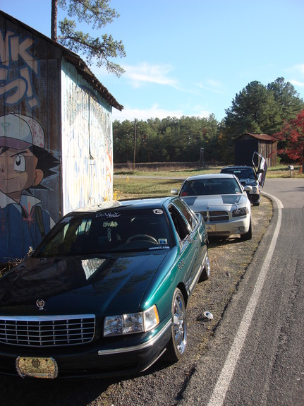 Another lac_laid_lower 1997 Cadillac DeVille post... - 10763086