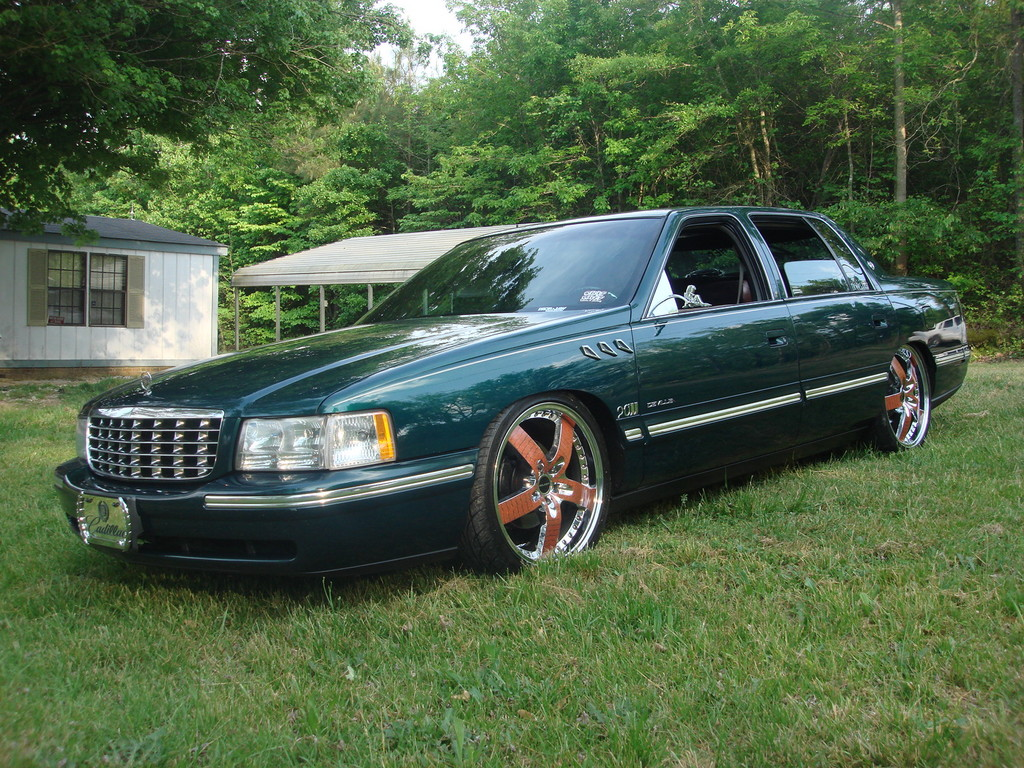 Another lac_laid_lower 1997 Cadillac DeVille post... - 10763127