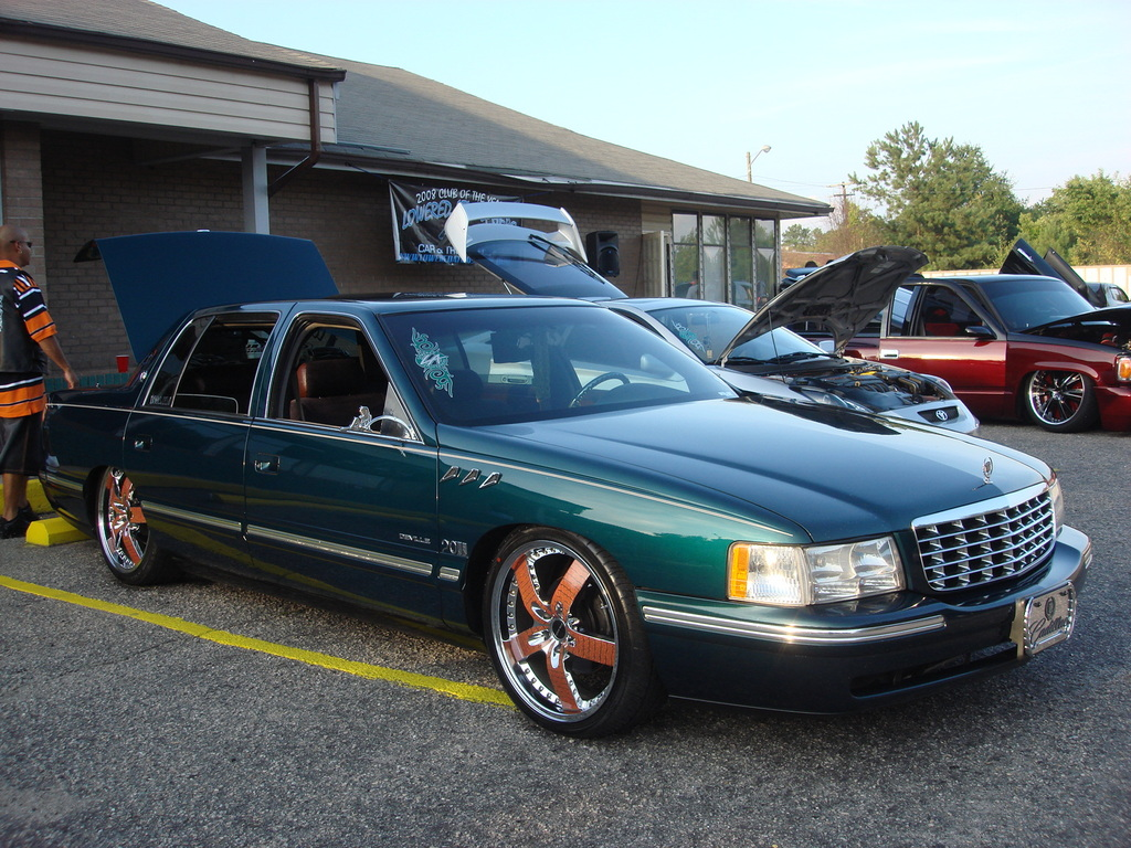 Another lac_laid_lower 1997 Cadillac DeVille post... - 10763129