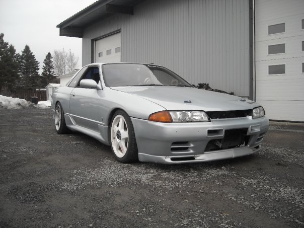 ckelley89's 1989 Nissan Skyline
