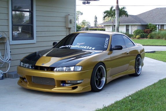 BoostHungry's 1997 Nissan 240SX