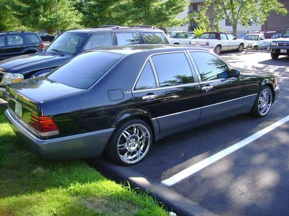 FromSV 1993 Mercedes-Benz 500SEL
