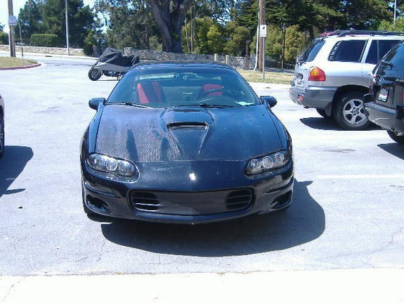 Another 2-Wheel 2002 Chevrolet Camaro post... - 9682779