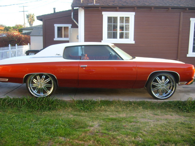 Another 619chevy 1973 Chevrolet Impala post... - 10769433