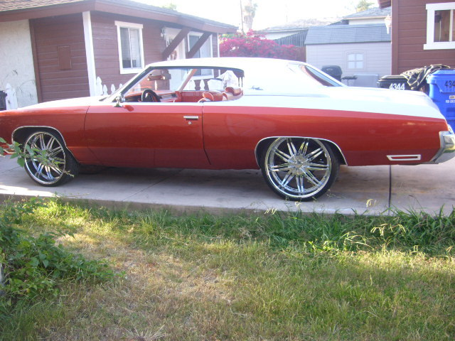 Another 619chevy 1973 Chevrolet Impala post... - 10769435