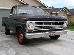 lowfat56s 1969 Ford F150 Regular Cab