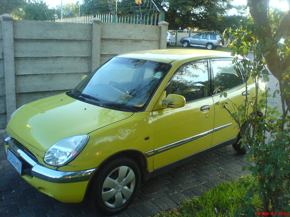 Another Marikol 1999 Daihatsu Sirion post... - 10769947