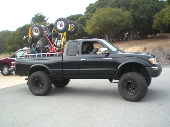04 Tacoma Lifted >> Another elcabronking 2000 Toyota Tacoma Xtra Cab post...4351903 by elcabronking