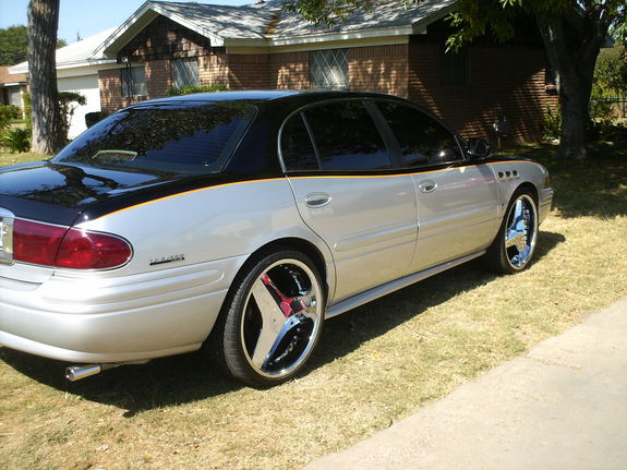 Large on 2007 Buick Lesabre