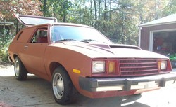 TheSouthernBird 1979 Ford Pinto