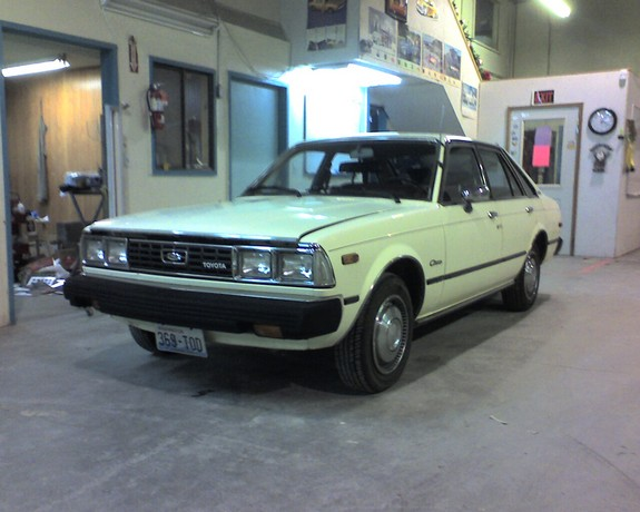 Another offtilt 1979 Toyota Corona post... - 10778307