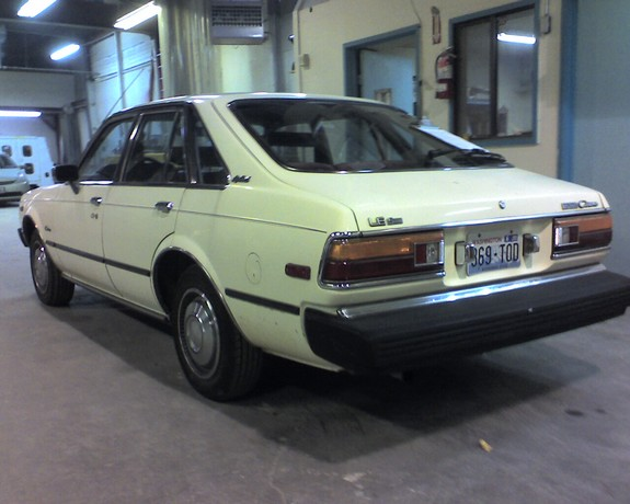 Another offtilt 1979 Toyota Corona post... - 10778308