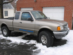 kcool 2003 Ford Ranger Super Cab