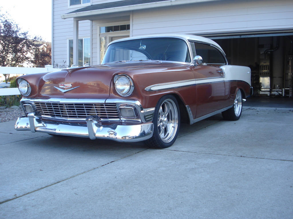 syclops 1956 Chevrolet Bel Air
